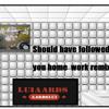 dj Final-E -luiaard  Dec mix: Should Have Followed You Home  Work Remix