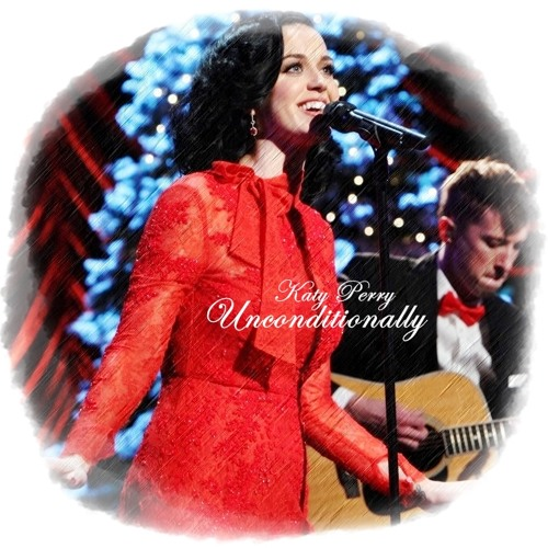 Katy Perry - Unconditionally (Acoustic Version) [The Ellen DeGeneres Show]