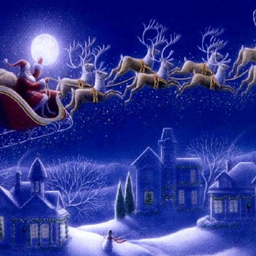 Twas the Night Before Christmas featuring Ron Severdia