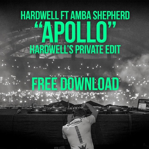 Hardwell feat. Amba Sheperd - Apollo (Hardwell's Private Edit)