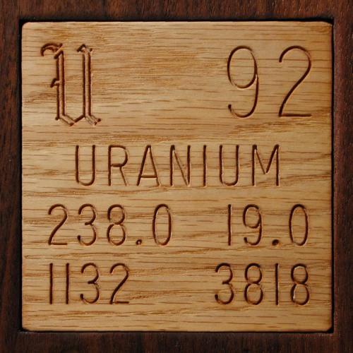 Daj mi tvoj urán / Give Me Your Uranium