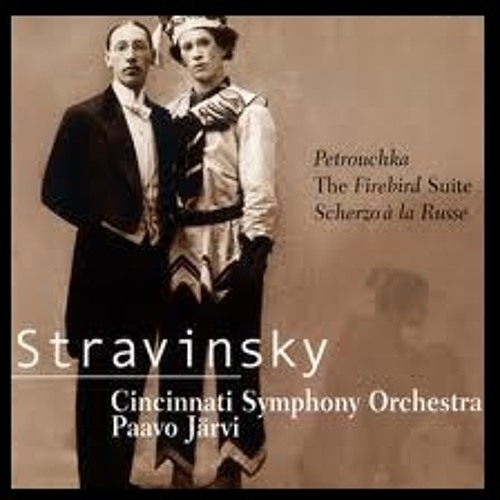 03 Stravinsky  Petrouchka - The Blac