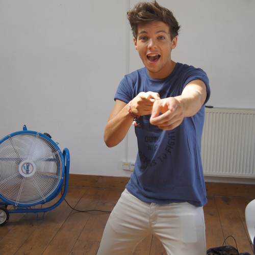 Louis' Birthday Message!