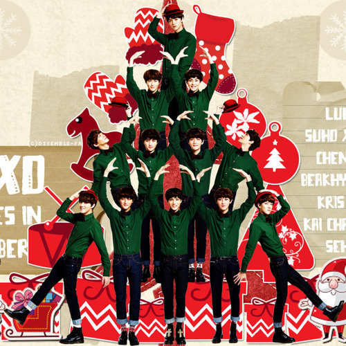 Exo Christmas Day Korean Ver Full Audio Special Album Miracles In December By Baekyu8892 On Soundcloud Hear The World S Sounds