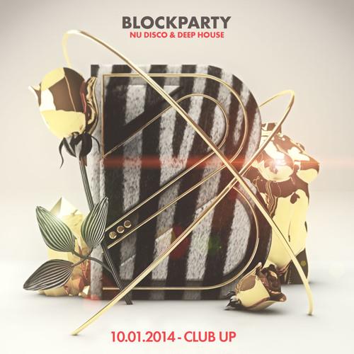 Freddie Glitch Blockparty Mixtape