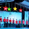 HolFam Chorale Rehearsals- Jingle Bells Calypso (for Abreeza Chorale Competition 2013)