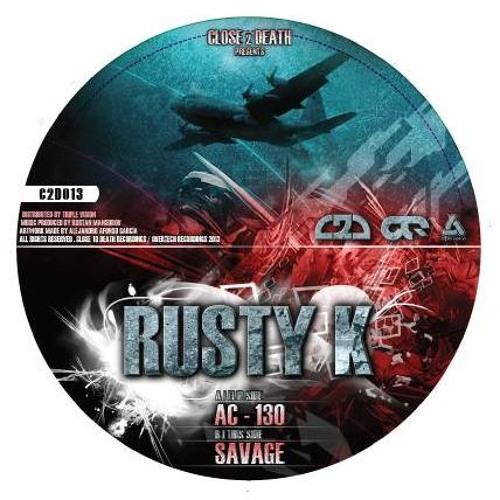 C2D013 - AA - Rusty K - The Savage