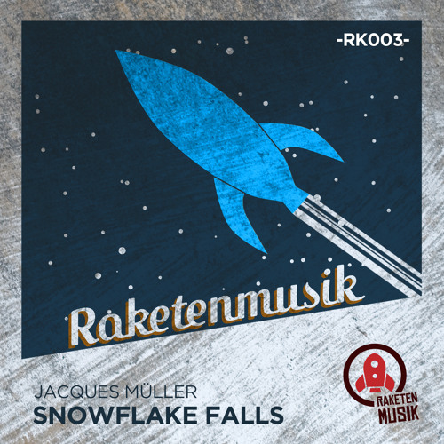 Jacques Mueller - Snowflake Falls (Datastix Remix)