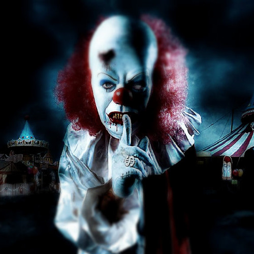 Clowns under my bed (unmastered)