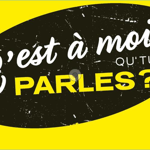 C'est A Moi Qu'Tu Parles? (Live Version)