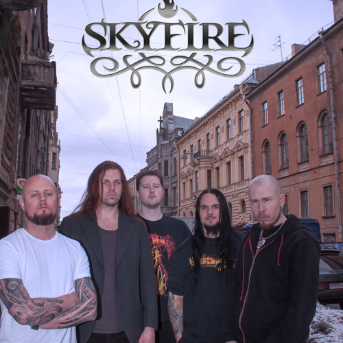 SKYFIRE - Liberation in Death (Upcoming 2017 EP teaser #3 PRE PRODUCTION/PRE-MIX-MASTER with vocals)