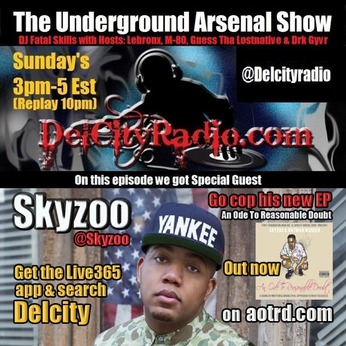 Skyzoo Interview On The Underground Arsenal Show