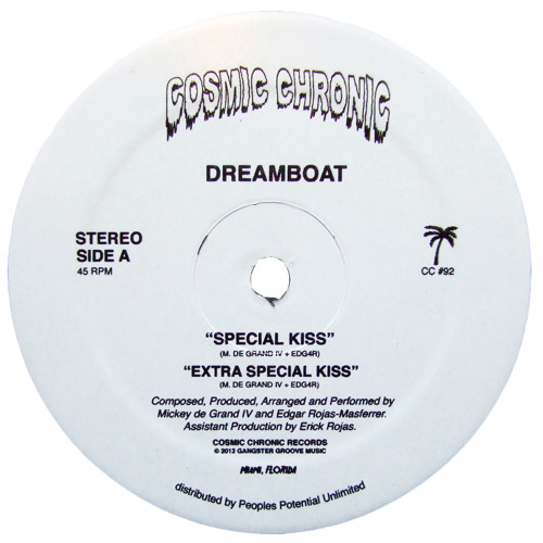"""Dreamboat - """"Special Kiss"""""""