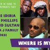 Titi LoKei,2Face,Sound Sultan,Lami Phillips, BaabaMaal, DaraaJfamily
