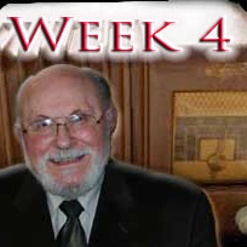 Given O. Blakely - Radio Sermons - Week #4