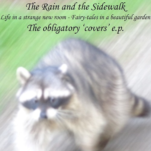 The Rain and the Sidewalk - The obligatory covers e.p.