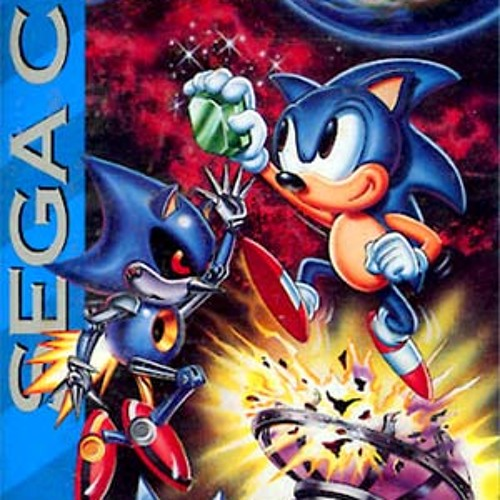 Sonic CD (US Version)