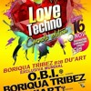 BORIQUA TRIBEZ vs DU'ART@We love Techno, Granada, 16.11.2013