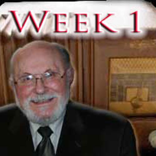 Given O. Blakely - Radio Sermons - Week #1