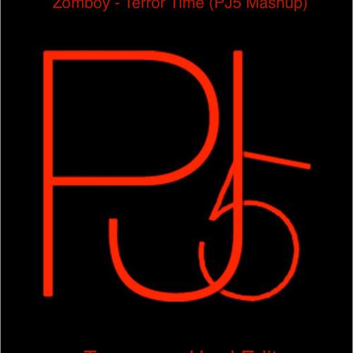 Zomboy - Terror Time (PJ5 Mashup Transpose Hard Edit)