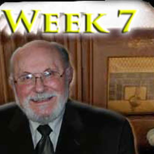Given O. Blakely - Radio Sermons - Week #7