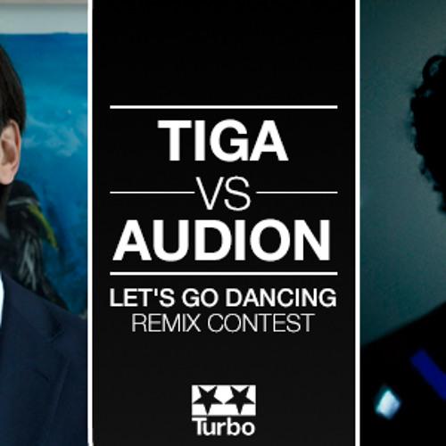 Tiga VS Audion - Lets Go Dancing (E-Max Remix)