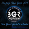 New Year Exclusive Mix - Dj SanSar RmXs ( BGR Production ) 2014
