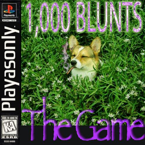 ATTENTION!!!1000BLUNTS THEGAME (THE DEMO)read description