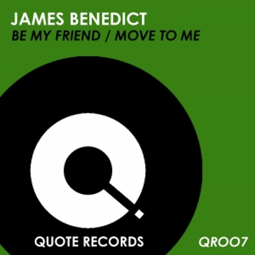 Move To Me by James Benedict