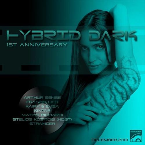 Arthur Sense - Hybrid Dark 1st Anniversary [December 2013] on tm-radio.com