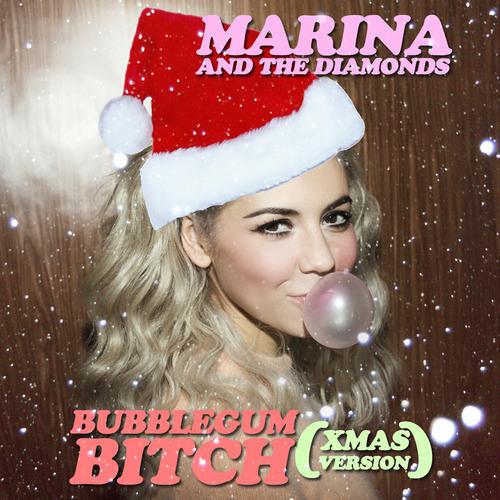 Marina and the Diamonds - Bubblegum Bitch (Christmas Version)