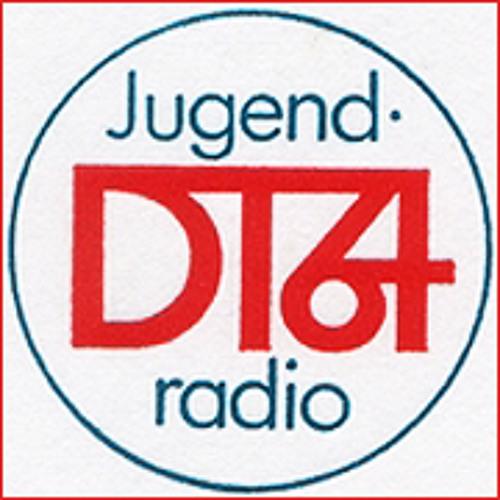 """Ende einer DT64 """"Hitglobus""""-Sendung mit Lutz Bertram von 1987"""