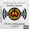Will I Am ft. Britney Spears & Lmfao - Scream and party shout (dj Ramon5 mash-up)