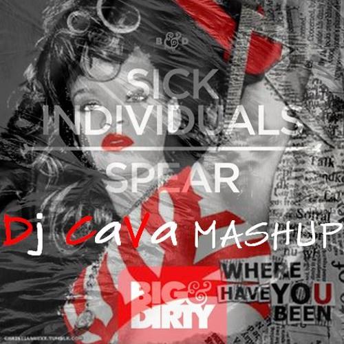 Rihanna Vs. Sick Individuals - Where Have You Spear (Dj Cava MashUp)