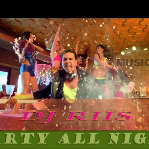 Party All Night Teaser