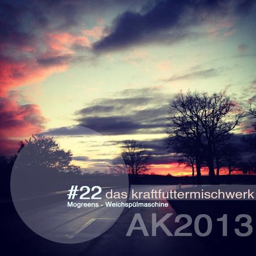 2013 #22: Mogreens - Weichspülmaschine