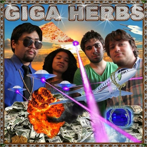 Giga Herbs - Solaris - Love Our Records