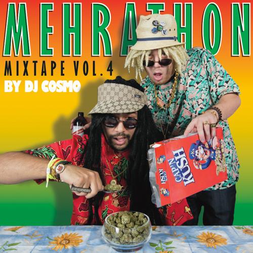 Mehrathon Reggae Mix Vol 4 Dj Cosmo