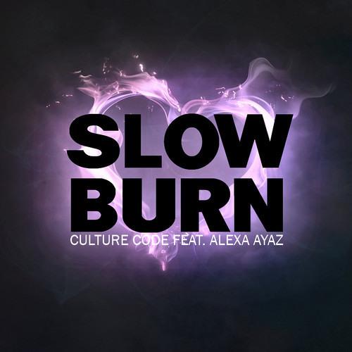 Culture Code ft. Alexa Ayaz – Slow Burn (meloDramatic Remix)