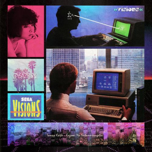 peazy86サイバーハンター - visions ビジョン