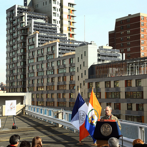 Mayor Bloomberg Discusses Progress Made in Each of the Five Boroughs Since 2001