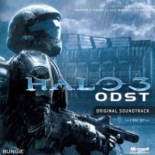 Halo 3 ODST: Mombasa Streets Chill Mix