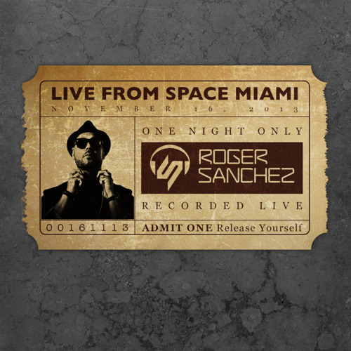 Live From Space Miami - 11.16.2013