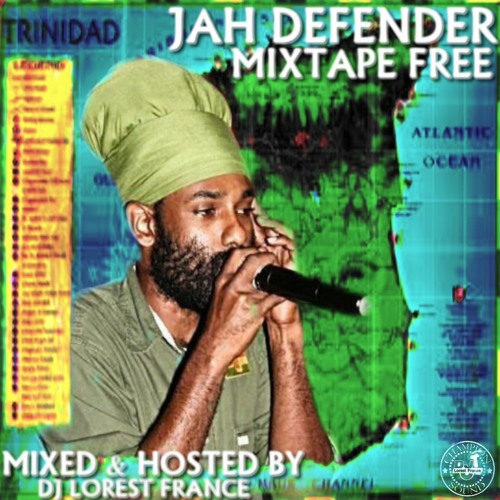 BRAND NEW**2013 JAH DEFENDER MIXTAPE FREE