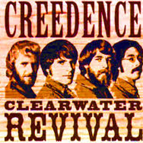 Creedance Clearwater Revival - Bad Moon Rising (Mário Cover.)