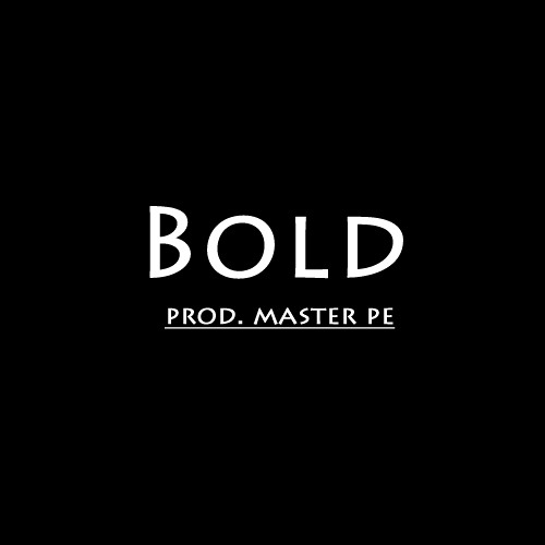 Bold (prod. Master Pe) - Vendido/Sold