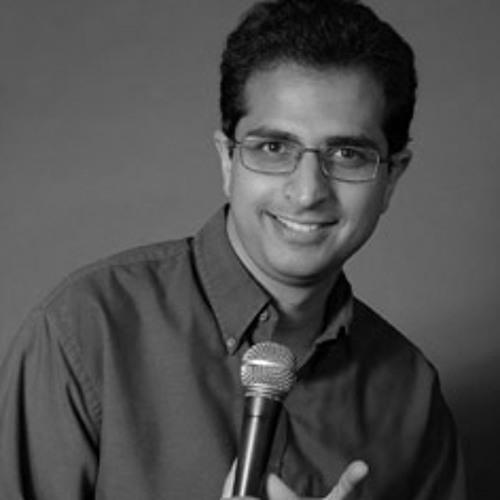 Saad Sarwana: A muslim, a physicist, and a comedian...