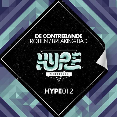 De Contrebande - Rotten (WORIMI Remix) [HYPE Recordings] OUT NOW!