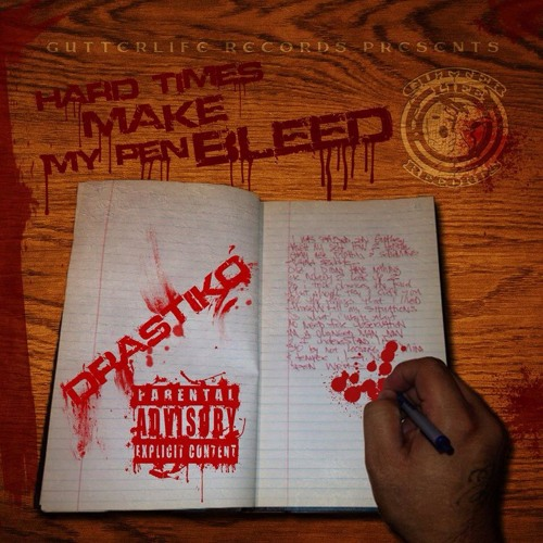"hard times make my pen bleed"" ft talesha lion ""intro"""