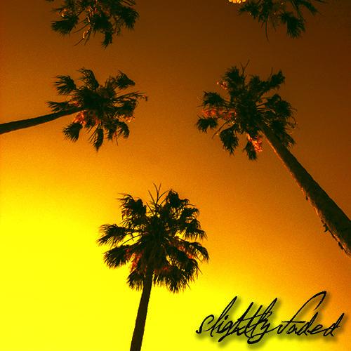 Slightly Faded - Orange Palms EP